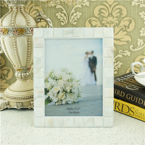 Aestheticism  wedding embellish photo frame/zinc alloy photo frame