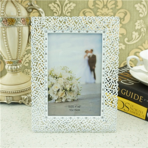 Originality diamond photo frame/Wedding special photo frame