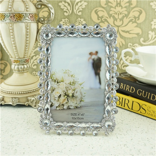 Beautiful picture frames/modern zinc alloy photo frames