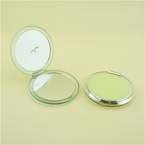 Double-sided compact mirror/Small pocket mirror