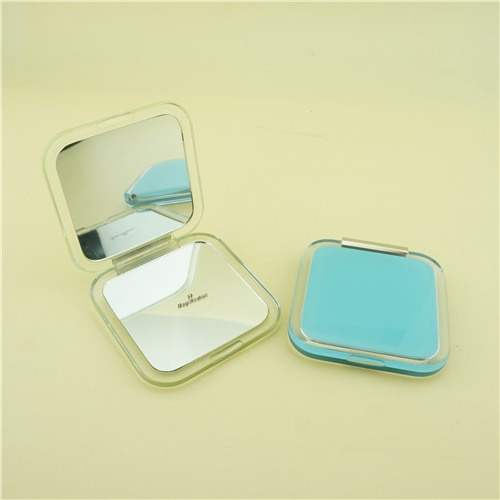 Square acrylic makeup mirror/Portable makeup mirror