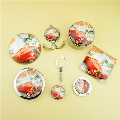 Car series fashion glass gift set