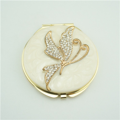 Butterfly series makeup mirror/Small pocket mirror