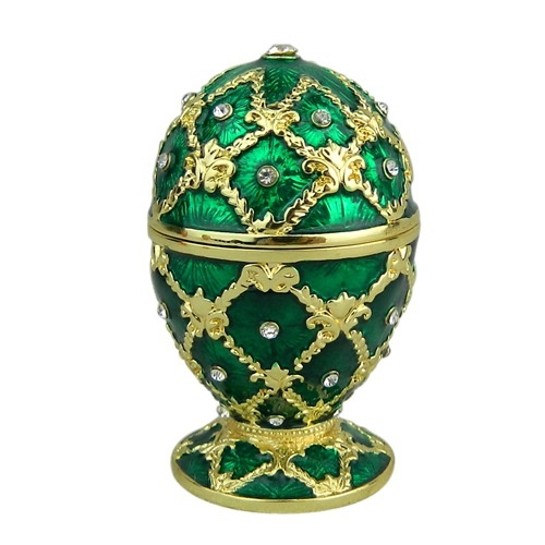 Keepsake box/Egg trinket box